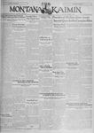 The Montana Kaimin, December 6, 1929