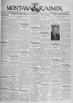 The Montana Kaimin, December 10, 1929