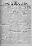 The Montana Kaimin, January 24, 1930