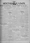The Montana Kaimin, February 4, 1930