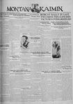 The Montana Kaimin, February 11, 1930