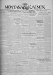 The Montana Kaimin, February 18, 1930