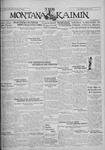 The Montana Kaimin, February 21, 1930