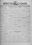 The Montana Kaimin, February 25, 1930