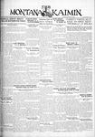 The Montana Kaimin, February 28, 1930