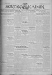The Montana Kaimin, March 4, 1930