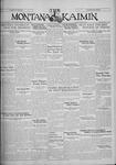 The Montana Kaimin, March 7, 1930