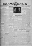 The Montana Kaimin, April 8, 1930