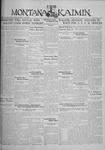 The Montana Kaimin, May 2, 1930