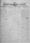 The Montana Kaimin, May 6, 1930