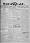 The Montana Kaimin, May 9, 1930