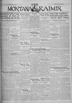 The Montana Kaimin, May 14, 1930