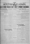 The Montana Kaimin, May 15, 1930