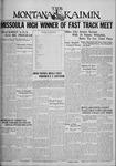 The Montana Kaimin, May 16, 1930