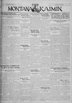 The Montana Kaimin, May 23, 1930