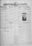 The Montana Kaimin, June 6, 1930