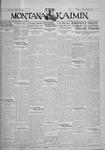 The Montana Kaimin, July 24, 1930