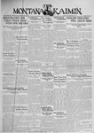 The Montana Kaimin, September 30, 1930