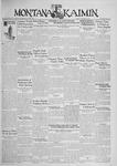 The Montana Kaimin, October 10, 1930