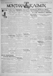 The Montana Kaimin, October 14, 1930