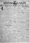 The Montana Kaimin, October 21, 1930