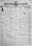 The Montana Kaimin, October 24, 1930