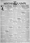 The Montana Kaimin, October 28, 1930