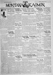 The Montana Kaimin, October 31, 1930