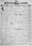 The Montana Kaimin, November 7, 1930