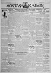 The Montana Kaimin, November 11, 1930