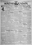 The Montana Kaimin, November 14, 1930