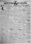 The Montana Kaimin, November 18, 1930