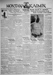 The Montana Kaimin, November 25, 1930