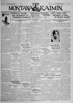 The Montana Kaimin, December 5, 1930