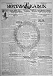 The Montana Kaimin, December 9, 1930