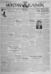 The Montana Kaimin, January 9, 1931