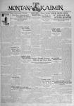 The Montana Kaimin, January 13, 1931