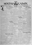 The Montana Kaimin, January 20, 1931