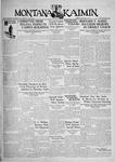 The Montana Kaimin, January 27, 1931