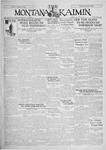 The Montana Kaimin, January 30, 1931