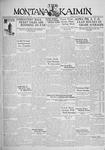The Montana Kaimin, February 6, 1931