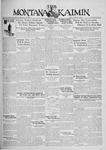 The Montana Kaimin, February 13, 1931