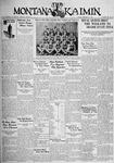 The Montana Kaimin, February 20, 1931