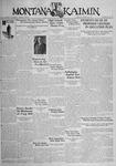 The Montana Kaimin, February 24, 1931