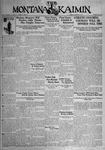The Montana Kaimin, February 27, 1931