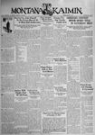 The Montana Kaimin, March 6, 1931