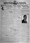 The Montana Kaimin, March 10, 1931