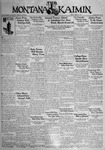 The Montana Kaimin, March 13, 1931