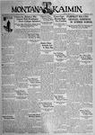 The Montana Kaimin, March 24, 1931