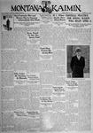 The Montana Kaimin, March 27, 1931